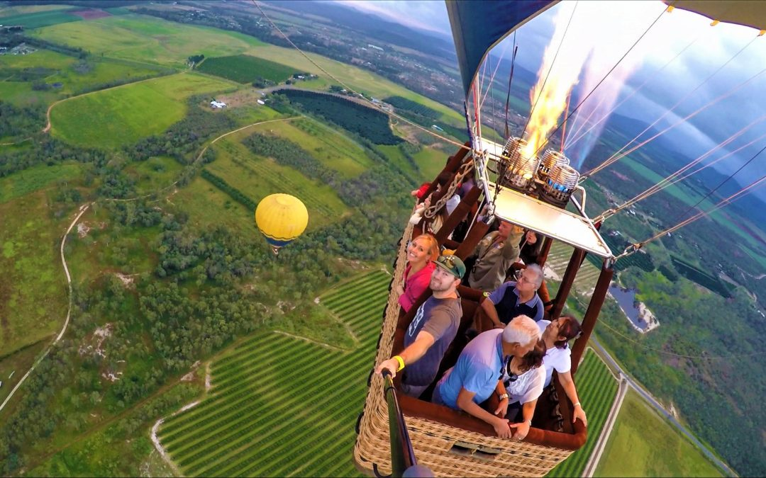 #radtimes Hot Air Ballooning